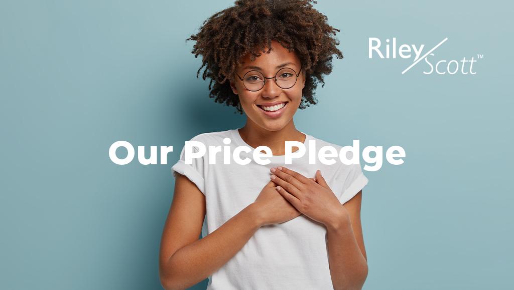 Our Price Pledge