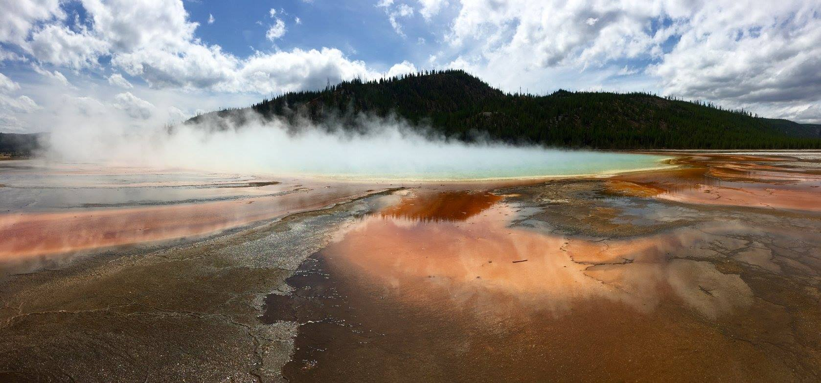 Yellowstones Grand Prismatic