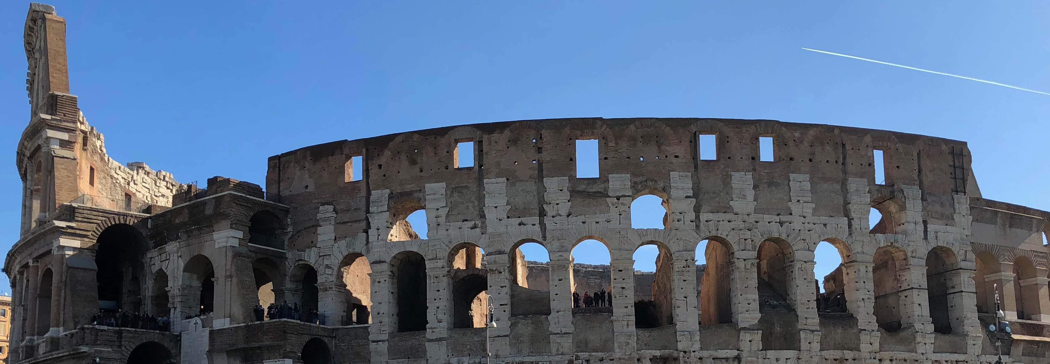 Rome-ing Around Rome