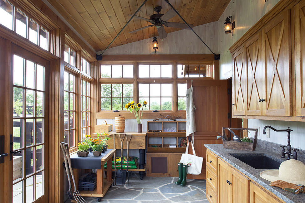 Middle Creek Barn Rill Architects