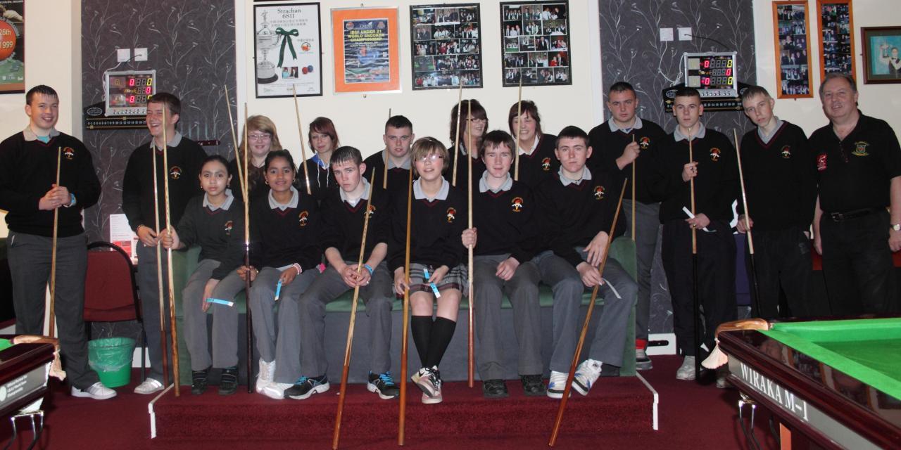Stars Academy Ireland Guinness World Record 2012 Group 5