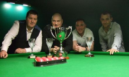 Dublin Snooker Federation Cup Event 2013