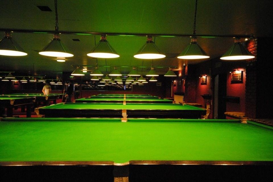 Dublin Snooker Federation Cup Quarter finals at Joey's Dublin