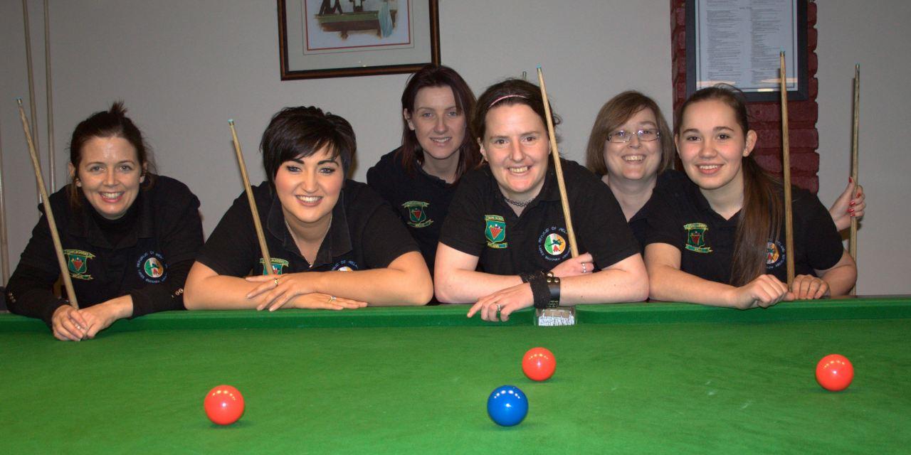R.I.L.S.A. Coaching at Joey's Snooker Club Dublin