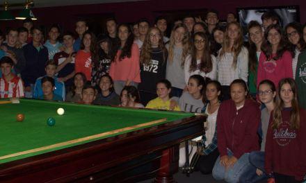 RILSA & Stars Academy Ireland – Avanti International Snooker Championships at Sharkx
