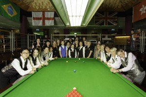 LITEtask UK Ladies Snooker Championship 2015