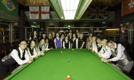 RILSA Ladies represent Ireland at the recent UK Ladies Championships in Leeds