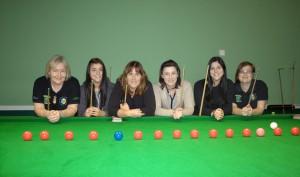 Portarlington Ladies Group with Annette