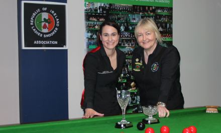 Paula wins two in a row at the RILSA Academy Sharkx Newbridge