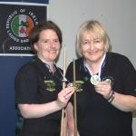 Annette Newman Wins Billiards Ranking 3 The Griffith Masters at Sharkx