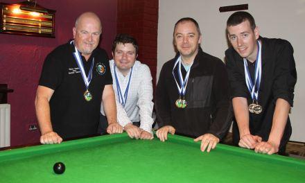 Dublin Snooker Federation Leagues 2017-2018 Season gets underway @ Joey's Dublin