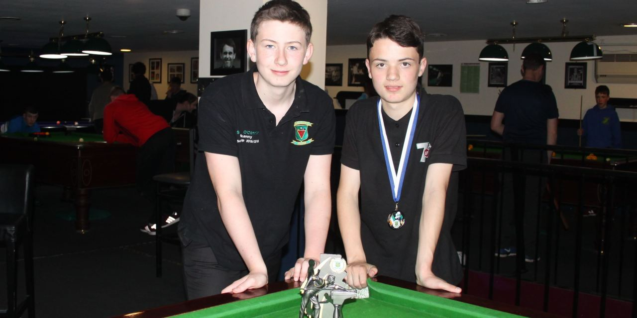 Sean O'Connor from Kilkenny Wins Stars Academy U15 Championship at Sharkx