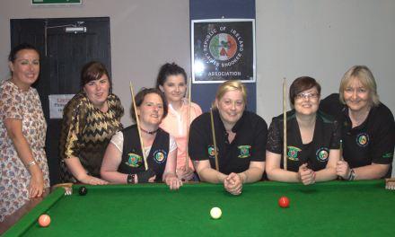 RILSA Players get Set for International Irish Open @ Their Academy in Sharkx