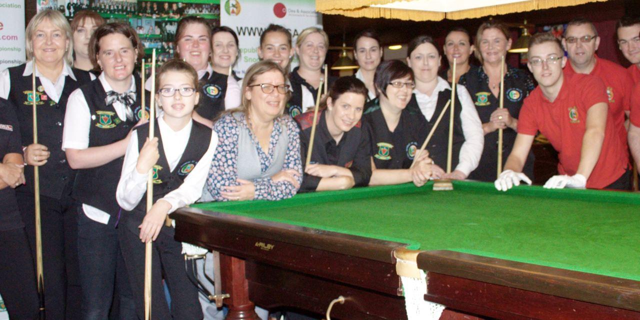 RILSA International Irish Open Knockout update day 3