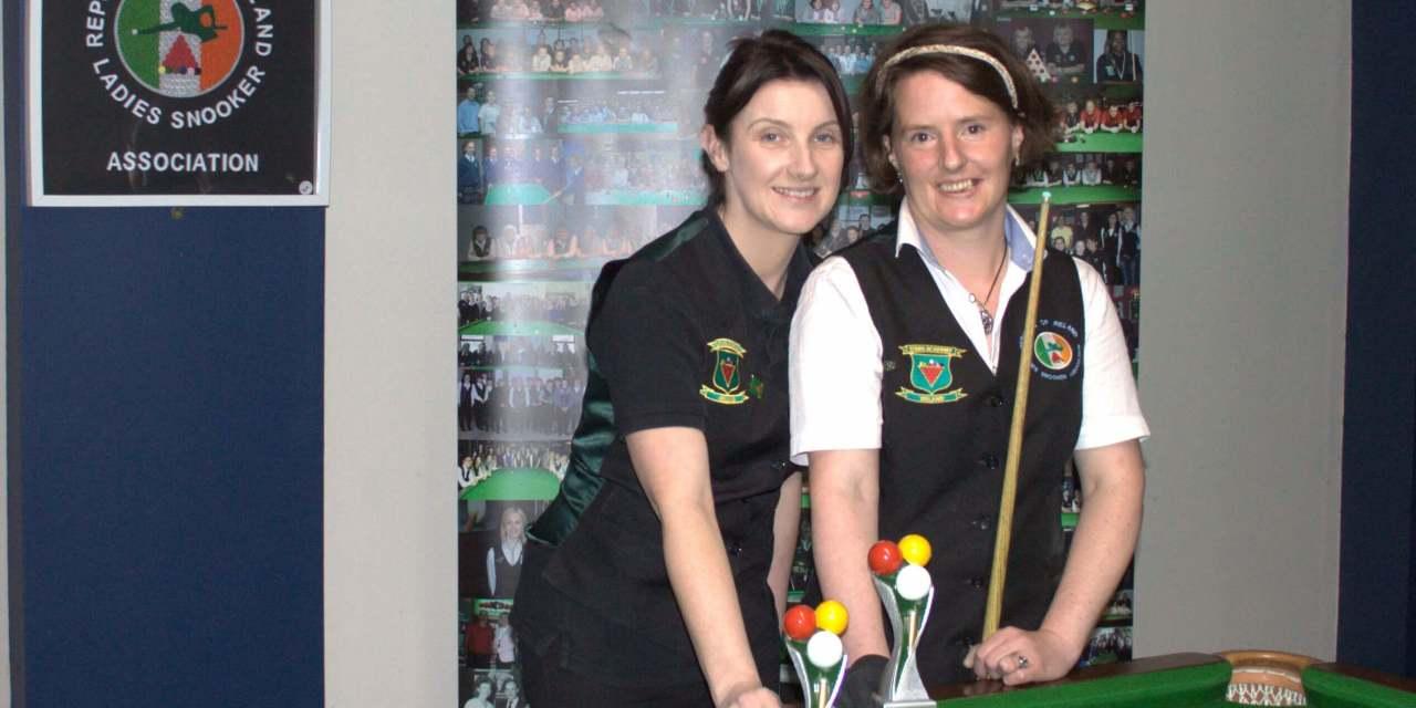 Christine Carr wins Inaugural Intermediate National Billiards Championship @ Sharkx