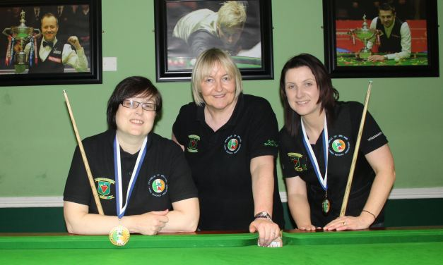 LEINSTER SNOOKER FEDERATION – INAUGURAL LEAGUE COMMENCES @ SHARKX