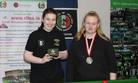 Rachel Bradley Takes RILSA National Special Needs Title for the Second Time @ Sharkx Newbridge