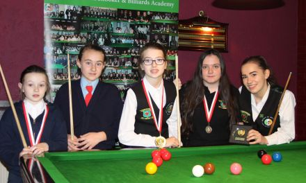 RILSA National Junior Rankings reach a new high at 120 players