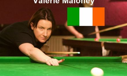 RILSA PLAYER PROFILE – VALERIE MALONEY