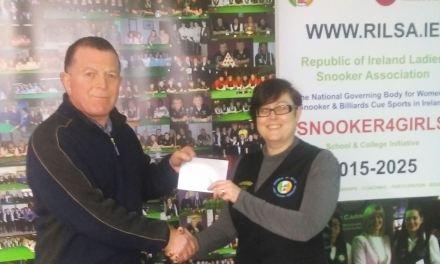 RILSA Secures Sponsorship for 2018 – 2019 Tour Season from Sharkx Newbridge