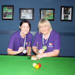 Annette Newman Wins Billiards Ranking 5 at Sharkx Newbridge