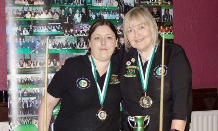 Annette Newman Wins RILSA Ladies Leinster Masters @ Joey's Dublin