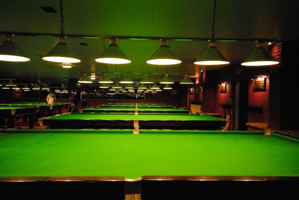 Over 40 Years of Snooker Ends as Joey's Closes it's Doors