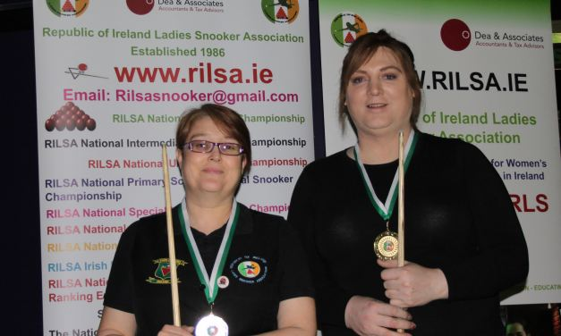 Susan Hanlon wins Intermediate Ranking 4 at Spawell