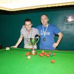 Sportslink Win Dublin Snooker Federation League Cup 2019
