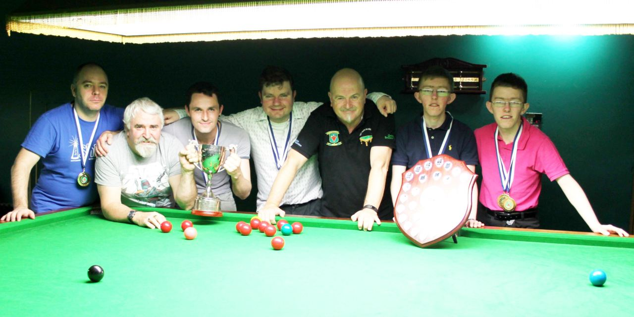 Dublin Snooker Federation Announcement