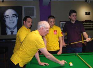Aidan Murray Becomes World Billiards Coach