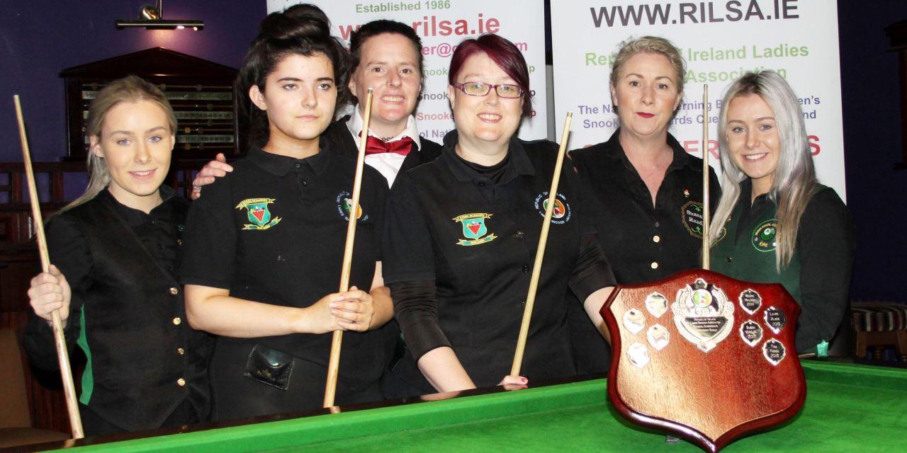 RILSA National Intermediate Snooker Rankings after 2019-2020 Season