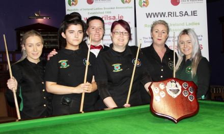 RILSA National Intermediate Snooker Rankings after 2019-2020 Season