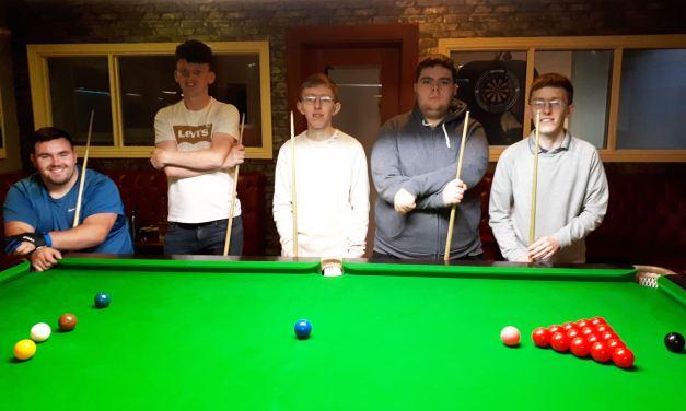 Special Needs Snooker & Pool Coaching at Sharkx Newbridge