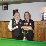 Cathy Dunne Wins The Griffith Cup RILSA Ranking 1 at the CYMS Newbridge