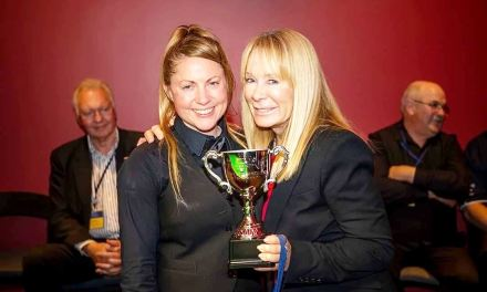 Anna Lynch is Crowned the 2019 World Womens Billiards Champion in Melbourne Austrailia