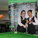 Christine Carr Wins RILSA Intermediate Ranking 2 of the Season at Sharkx Newbridge