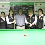 Women's World Billiards Tour 2020 – RILSA Qualifiers update