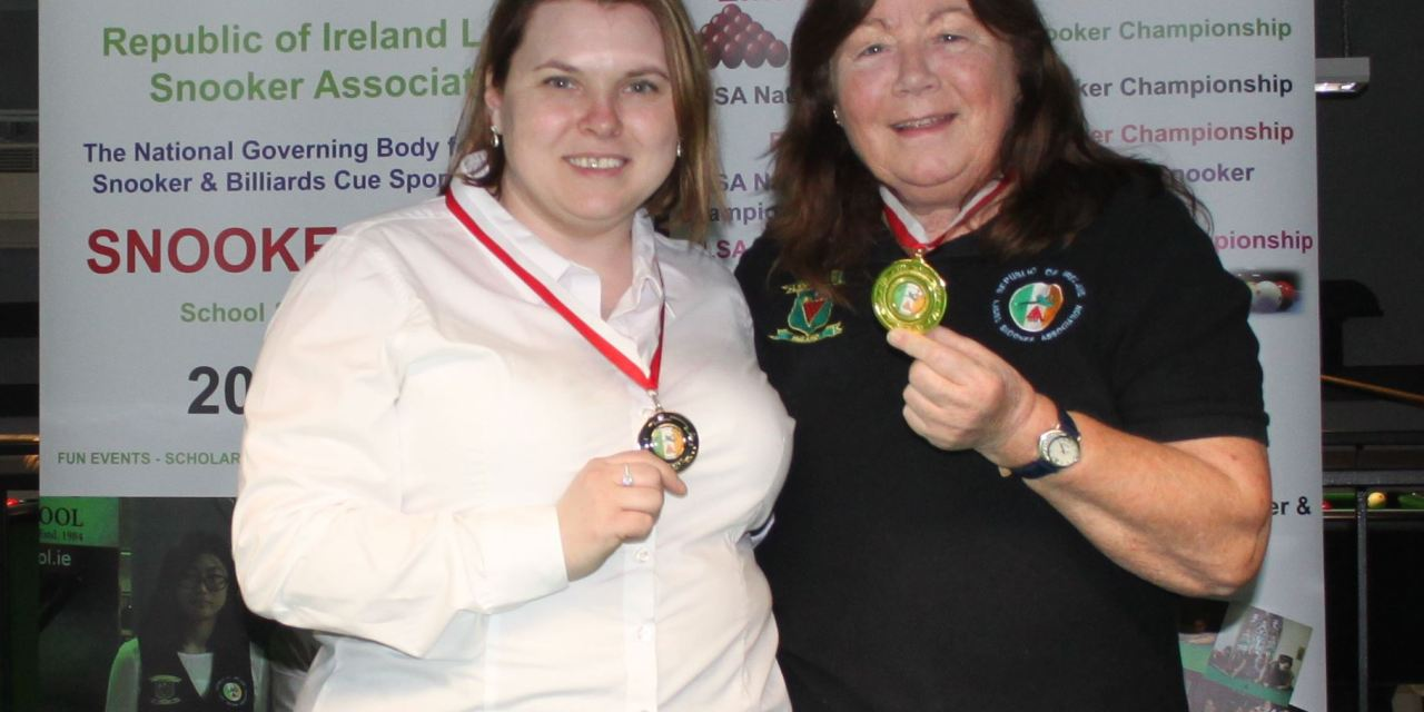 Margaret Browne Wins 10 Red Plate Competition in Newbridge