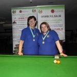 Joanna Ward Wins Intermediate Billiards Ranking 2 at the RILSA Academy Sharkx Newbridge