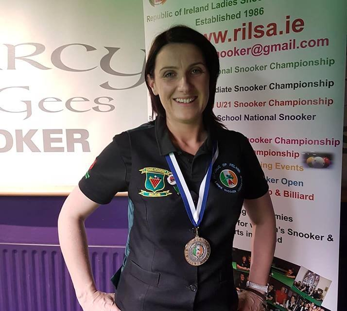 RILSA Player Number 10 – Valerie Maloney