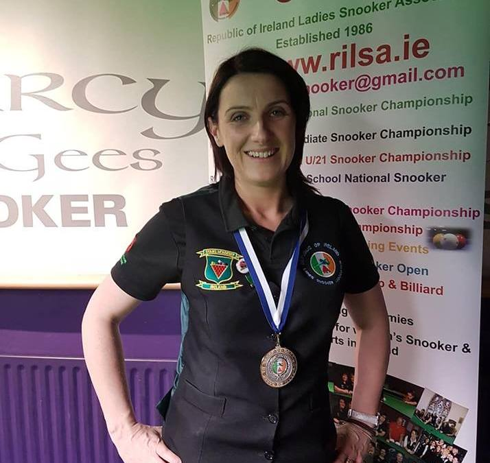 RILSA Player Number 10 – Valerie Maloney