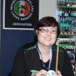 RILSA Player Number 9 – Tina Keogh