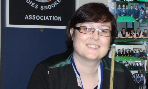 RILSA Player Number 9 – Tina Keogh