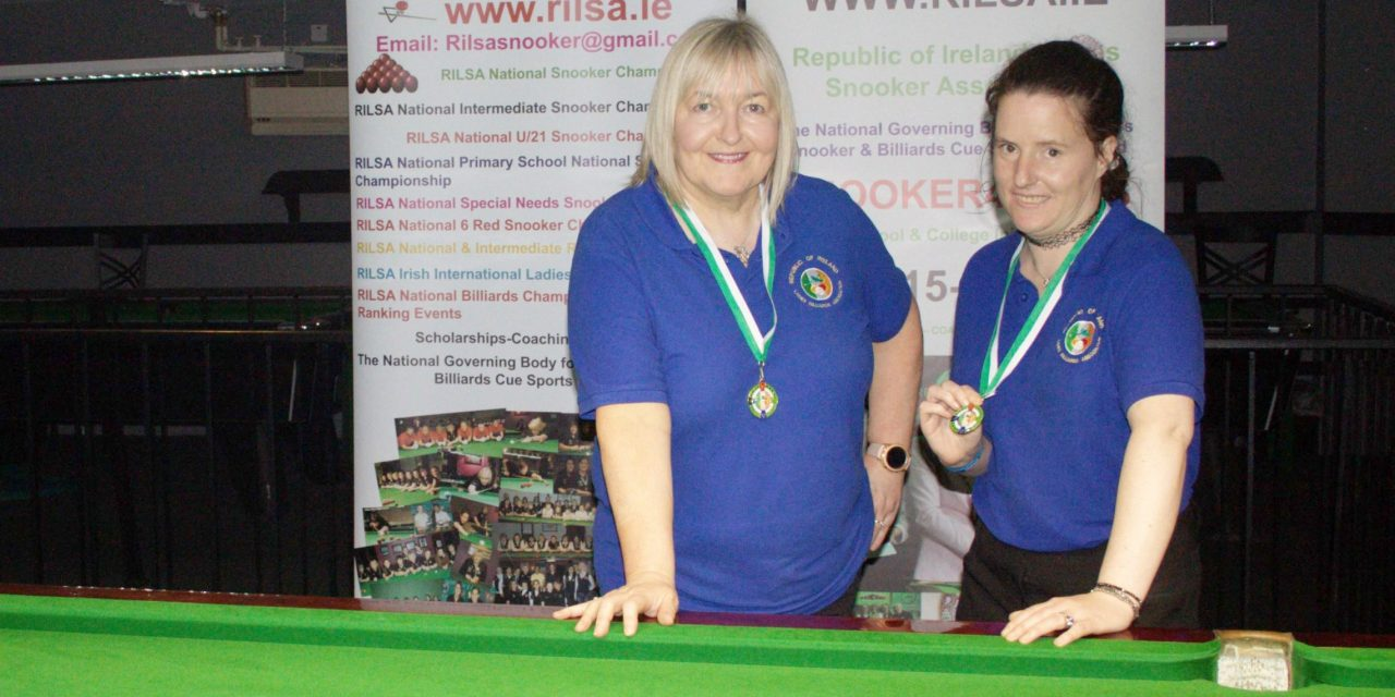 Annette Newman Wins National Billiards Ranking 2 – The Sharkx Open