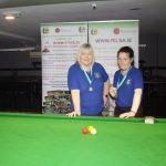 Annette Newman Wins National Billiards Ranking 2 – The Sharkx Open