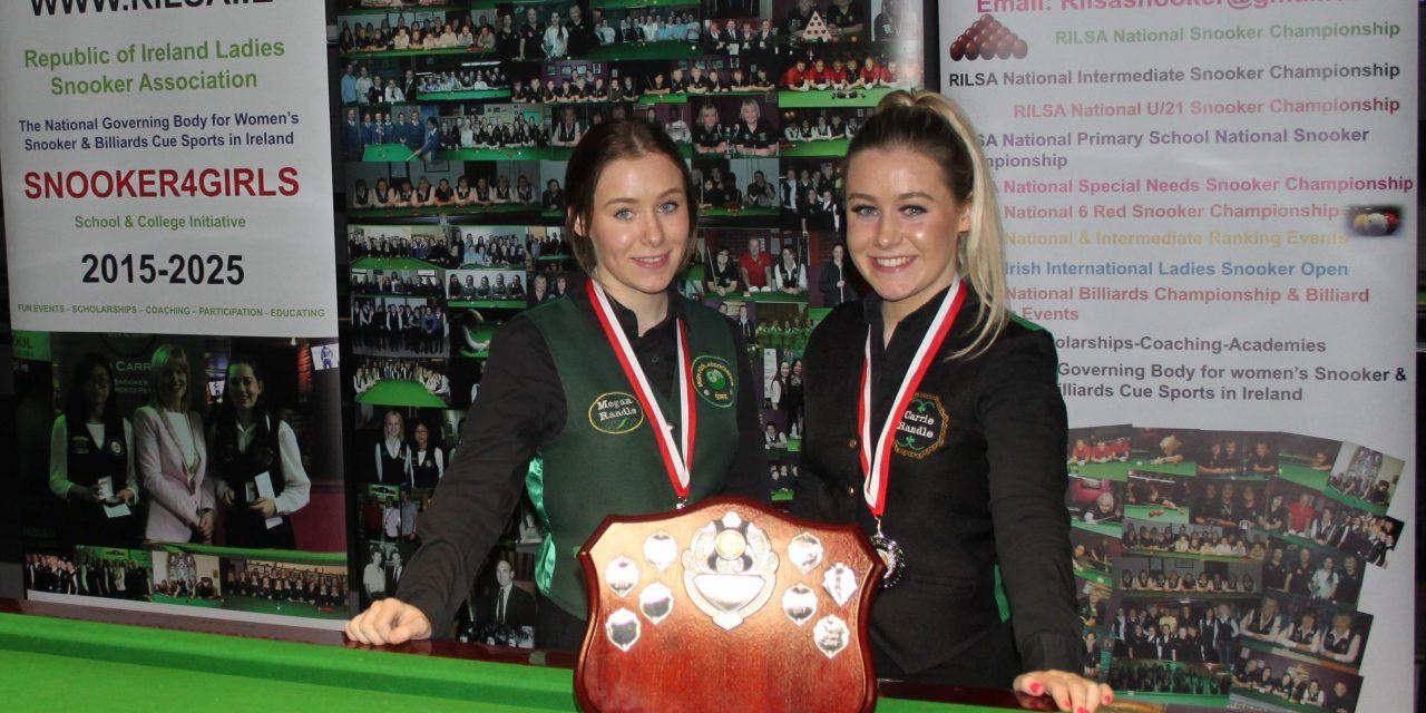 RILSA Records – National Intermediate Snooker Championship
