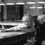Annette Newman is Provisional Irish Number 1 on the RILSA Amateur Snooker Tour