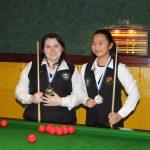 Joanna Ward Wins Intermediate Snooker Ranking 2 at the RILSA Academy Sharkx Newbridge