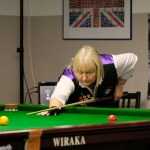 Annette Newman retains her Number 1 spot on the National Billiards Rankings making it 5 in a row